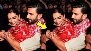 Download Video Newly Wed Deepika Padukone & Ranveer Singh's First Visuals As MARRIED Couple At Airport MP3 3GP MP4