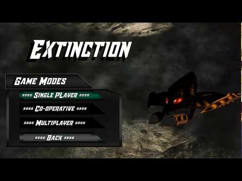 Extinction - Team Cube United (Game Play Video) Part 1 |