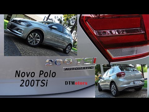 Novo Polo Highline 200TSi - DTMotors #113