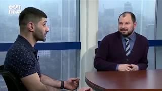 Интервью с Президентом Лиги Бокса Белых Воротничков Игорем Фанияном