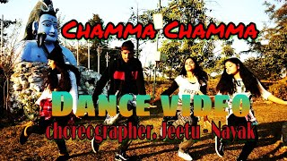Chamma Chamma official Dance song | fraud Saiyaan | Neha Kakkar | dance choreography Jeetu nayak