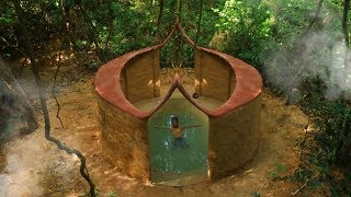 How To Build Swimming Pool In Wild For Summer