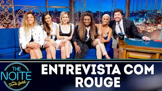 Entrevista com Rouge | The Noite (05/09/18)
