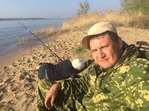 Голавлиный пост #7: Ловля Голавля с Берега на Донку на Течении Реки Волги