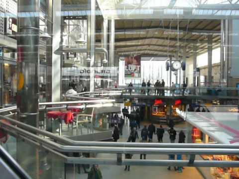 Munchen Hauptbahnhof (Central Station)