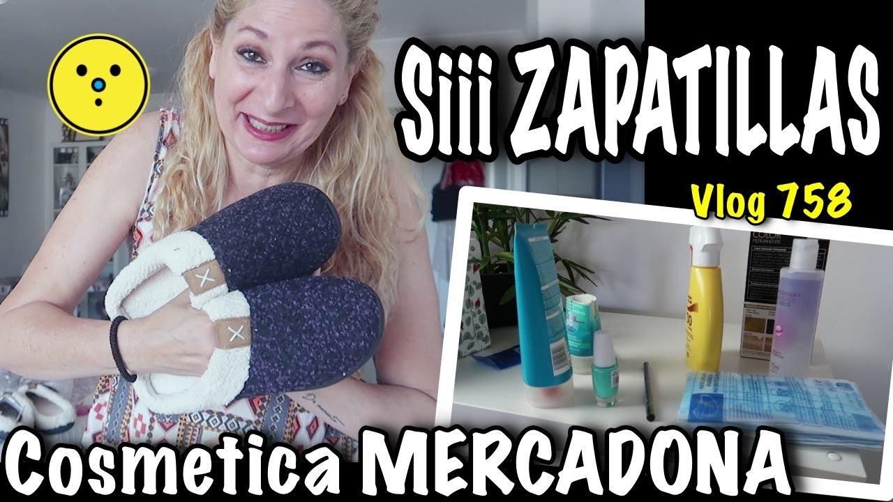 En Julio con zapatillas 😃 Mercadona cosmeticos +Como gano dinero 💵 Vlog 758 Alicia Cuenta
