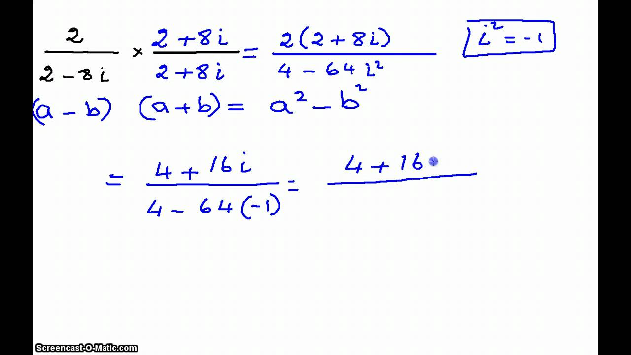 Complex numbers youtube complex numbers falaconquin