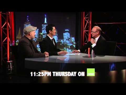 John Blackman - bonus interview (DARREN & BROSE)