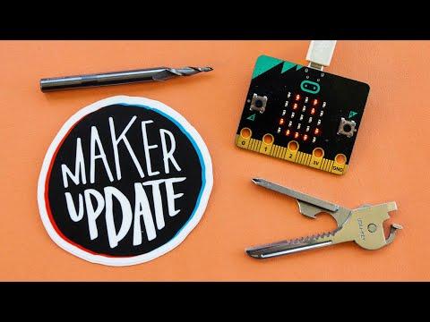 Ornithopter Anatomy [Maker Update Ep 121] - Maker.io | Digi-Key Electronics
