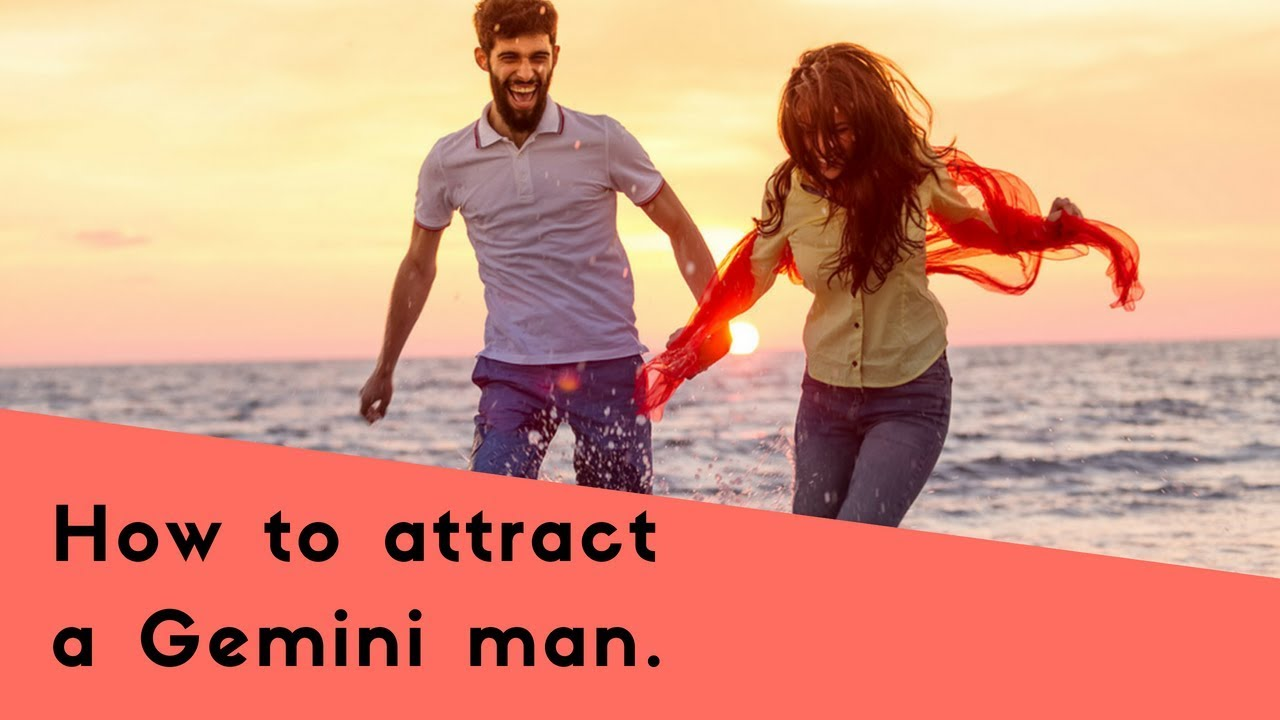 How To Attract A Gemini Man: Astrology Experts Reveal The