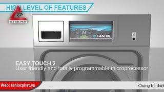 Máy giặt công nghiệp Danube mới 8Kg - 10Kg nhập khẩu với giá tốt nhất thị trường