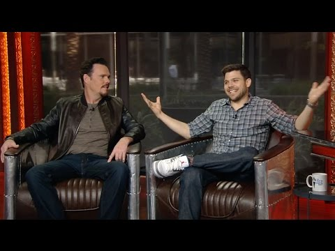 Jerry Ferrara & Kevin Dillon Talk Kevin Connolly Breaking Leg on The Set of