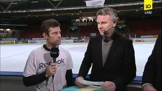 Magasin: Hockeyallsvenskan 21/12-12