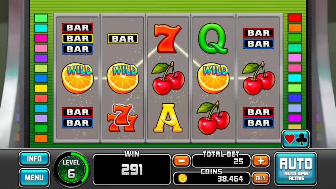 Demo Slot Machine Games