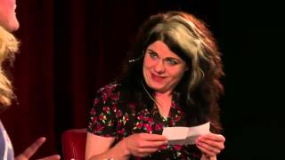 PART THREE OF CAITILN MORAN LIVE AT THE BLOOMSBURY THEATRE #CAITLINMORAN