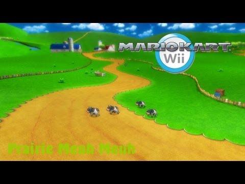Mario Kart Wii - Prairie Meuh Meuh - 150 cc