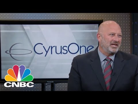 CyrusOne CEO: Dominant In Cloud | Mad Money | CNBC