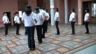 ROSE A LEE - line dance -  NEW SPIRIT Of Country Dance