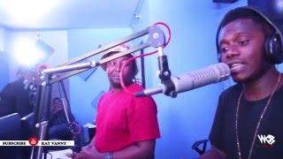 vuclip RAYVANNY- KWETU Radio Tour CLOUDS FM Pt2