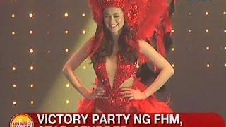 UB: Victory party ng FHM, star-studded