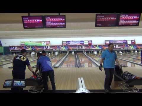 Jaya Ancol Bowling Center Jakarta, Final Grade A Pria Krida Utama 2016, Part 1