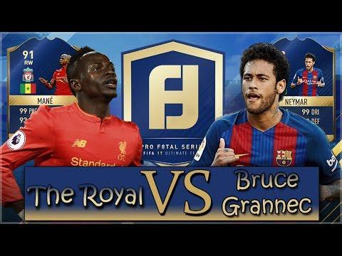 دور الـ16 ضد Bruce Grannec | فيتال للمحترفين 6# PRO F8TAL TOTS MANE | فيفا17