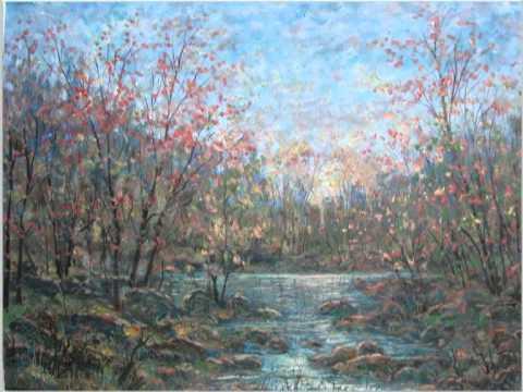 Leonard Holland - art paintings.mpg