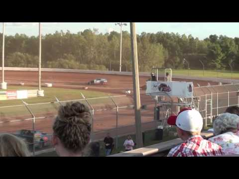 Ryan Adamzak ABC Raceway Heat Race 1st Place 8/13/16