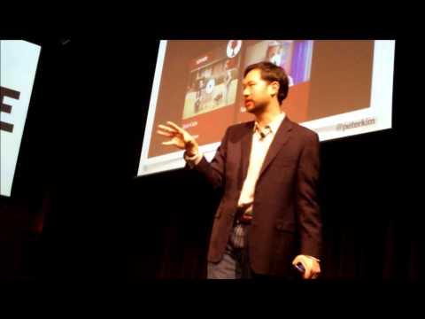Social Business and Beyond - Peter Kim R/GA-presentation #tsc13