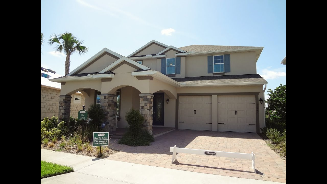 winter garden new homes the highlands at summerlake groves the