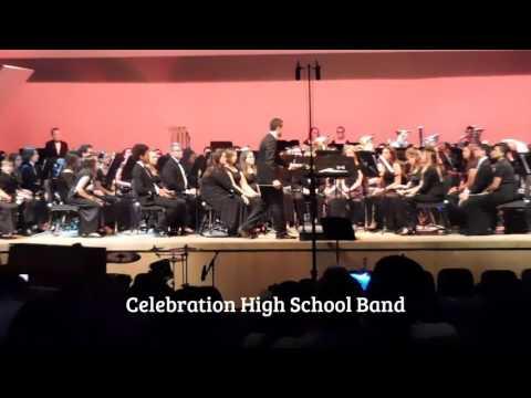 Celebration High School Band 2016-2017 Spring Concert