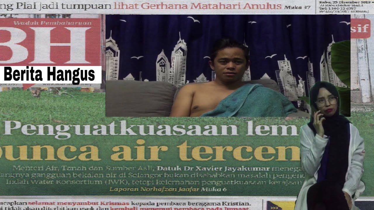 Download Akibat Gangguan Bekalan Air Di Selangor