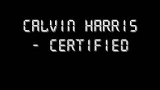 Calvin Harris - Certified