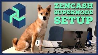How To Setup Horizen (ZenCash) Super Node - A Beginners Guide By VoskCoin