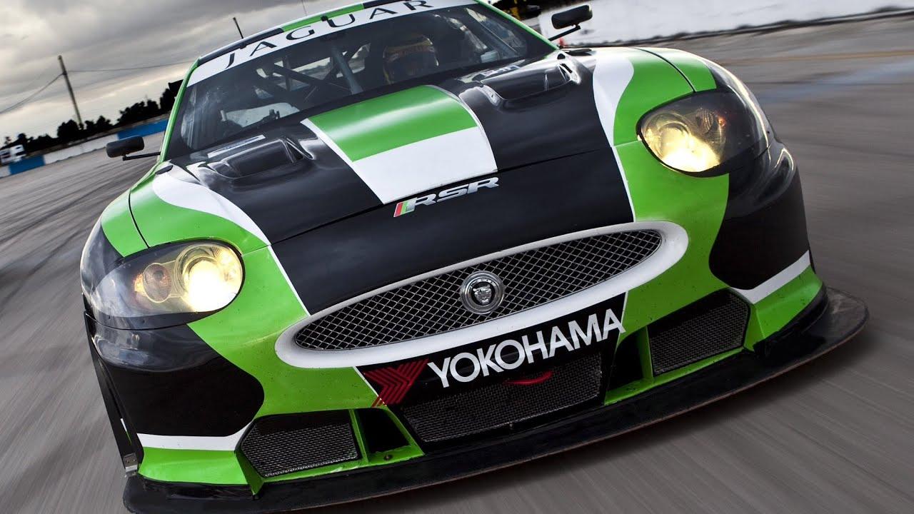 GT6 : Special Projects - RSR Jaguar XKR GT2 Replica Build ...
