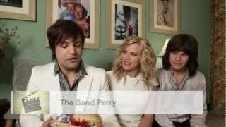 Play Video 'Minnie Moments - The Band Perry'