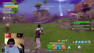 Season 3-Level 38-FORTNITE BATTLE ROYAL Playing with subs (Giveway at 200 Subs)