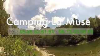 Camping La muse - Pont du Rozier - Gorges du Tarn