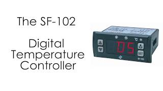 SF 102 Digital Temperature Controller