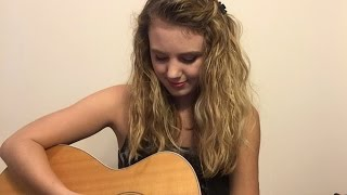 Water Under the Bridge - Adele (Cover by Ashley Sonlin)