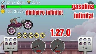 Hill Climb Racing 1.27.0 MOD Hacker - Dinheiro E Gasolina Infinita-apk - Download