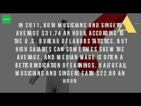 How Much Does A Musician Make An Hour?