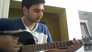 Paani da Rang on Guitar