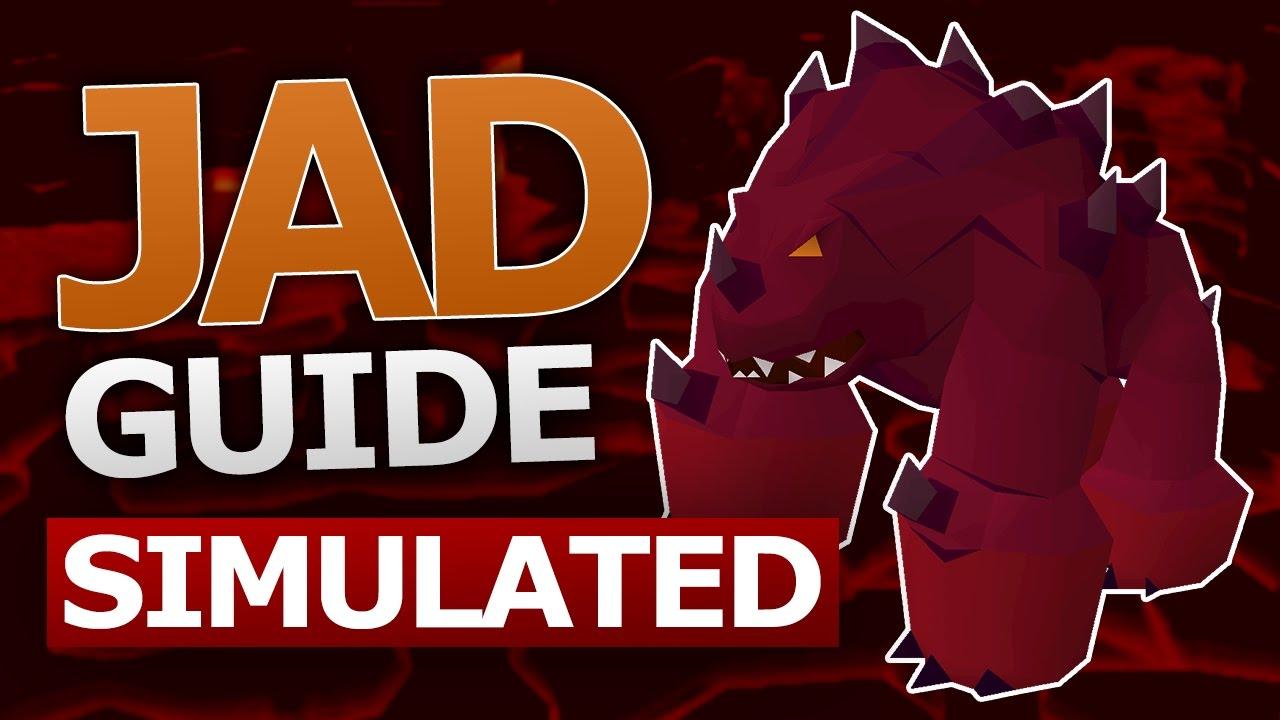 Easy JAD Guide for OSRS (Jad Simulator)
