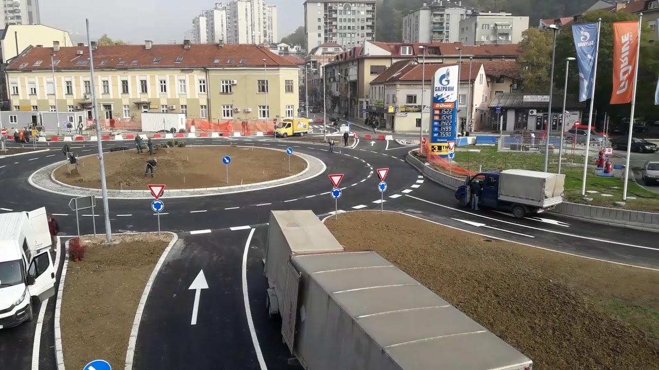 Rezultat slika za Uskoro prvi kružni tok u Prijepolju