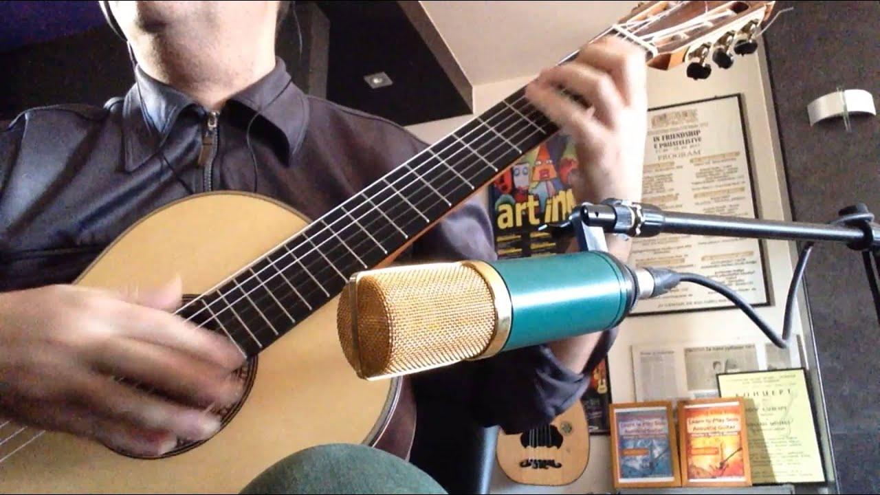 Shenandoah Acoustic Guitar Classic Fingerstyle Youtube