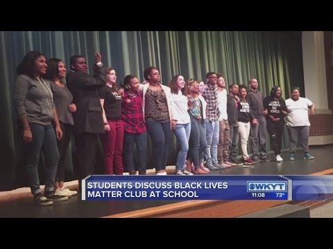 'Black Lives Matter' club at Bryan Station High School responds to backlash
