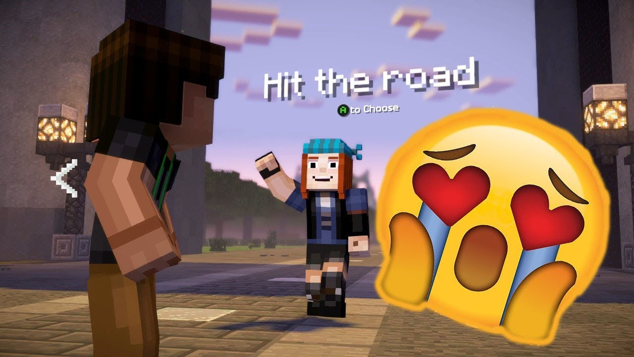 The Final Choice Made Me Cry Minecraft Story Mode Season 2
