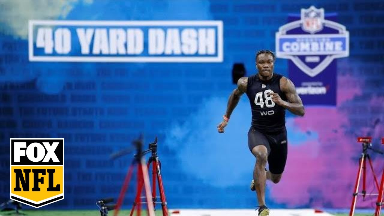 Raiders draft pick Henry Ruggs says he could've posted a better 40-yard dash time  NFL