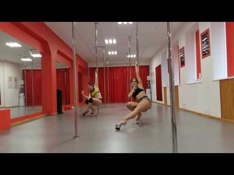 Exotic Pole Dance / Exotic Flow / Alyona Amber / Meet Me In The Middle